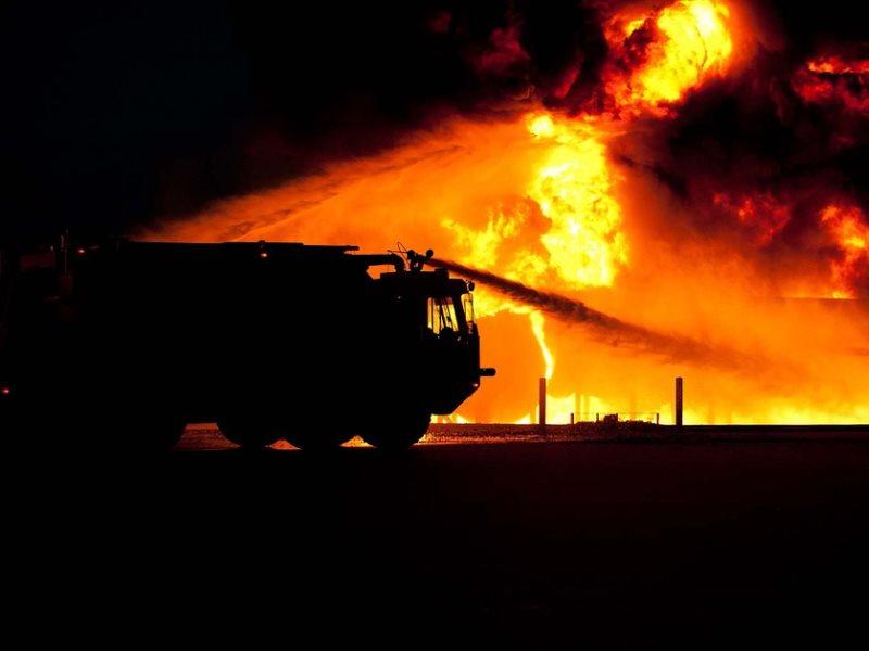 Двое погибли врезультате пожара вПодмосковье