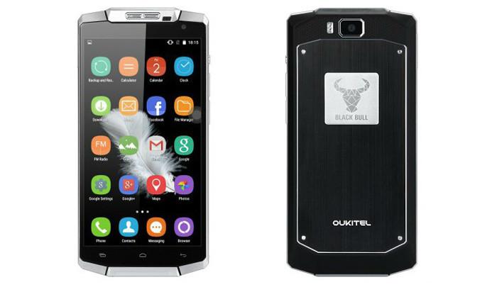 В китайских интернет-магазинах можно оформить предзаказ на смартфон Oukitel K10000