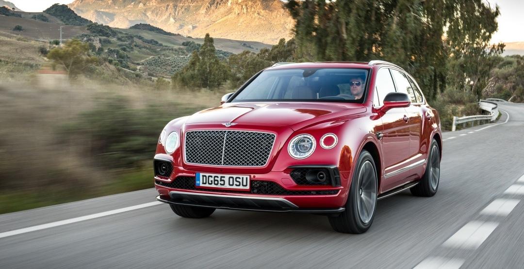 Bentley готовится выпустить кросс-купе