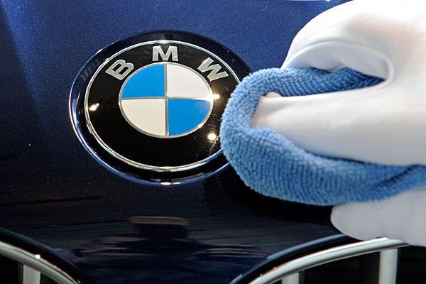 В прошлом месяце в России на 29% упали продажи BMW