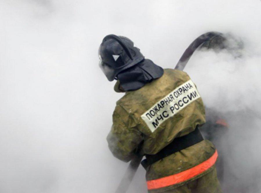 Граждан дома насеверо-западе столицы эвакуировали из-за пожара