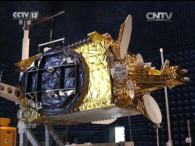 КНР запустил 1-ый коммуникационный спутник для Алжира