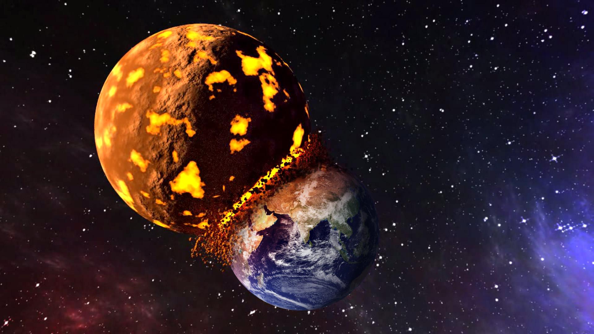 Конспирологи сообщили, что планету Нибиру таят спомощью Луны