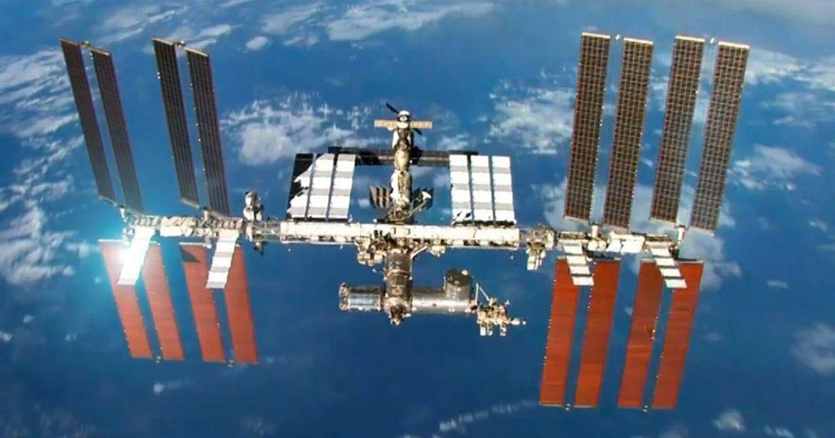 Граждане Перми смогут наблюдать внебе полет МКС