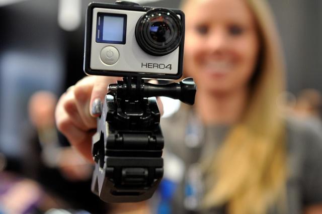 Компания Apple хочет приобрести GoPro