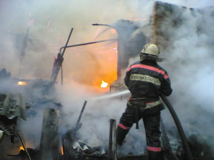 ВБашкирии впроцессе пожара умер сторож зоопарка