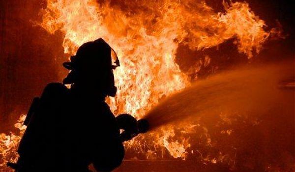 ВАстрахани напожаре умер человек
