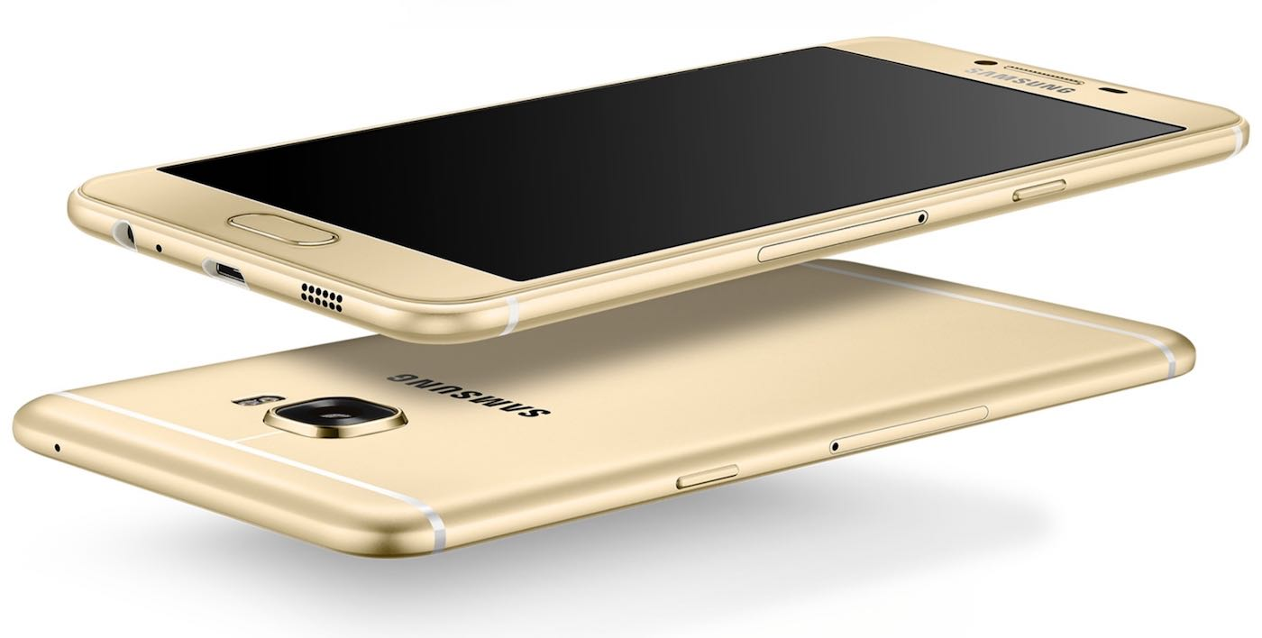 Android-смартфон Самсунг Galaxy C7 Pro сертифицирован вКитайской республике