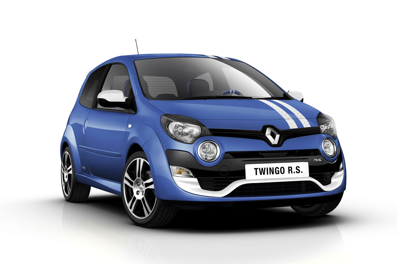 Ограниченная серия Twingo «Balarinji» готовится квыпуску компанией Рэно