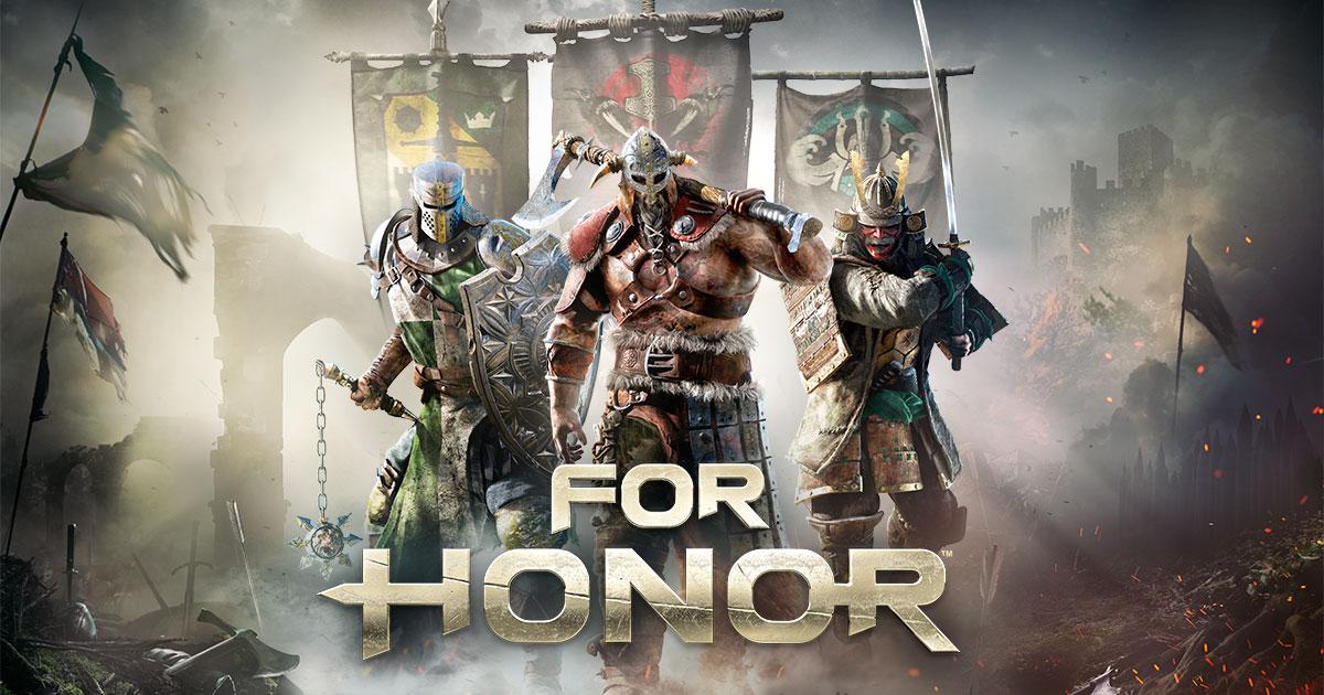 Стартовали бесплатные бета-тесты мультиплеерной игры For Honor