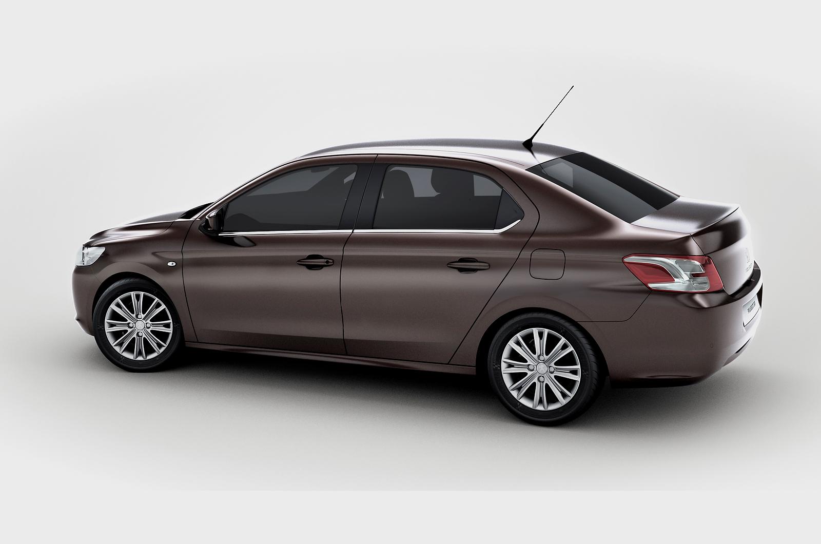 Седан Peugeot (Пежо) 301 покинет русский рынок