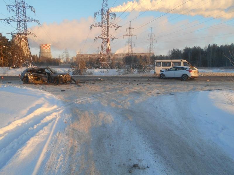 ВДТП около ТЭЦ-2 умер 24-летний юноша