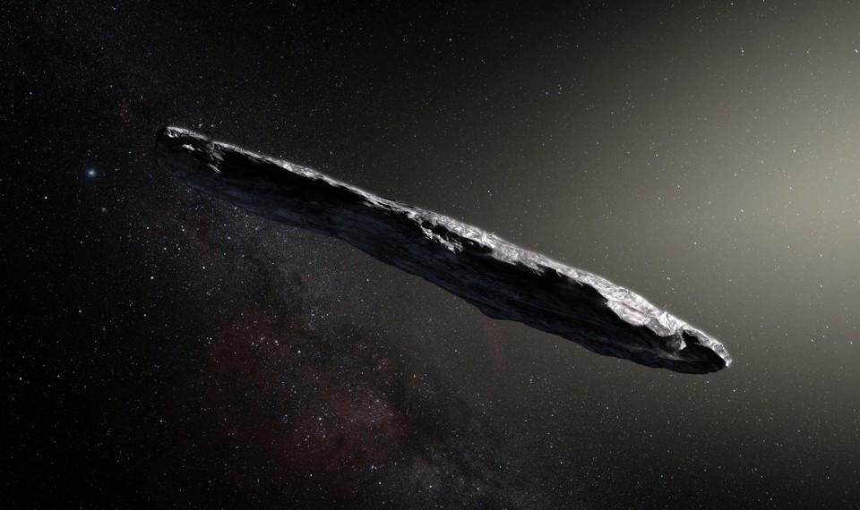 Астрономы ненашли «следов» инопланетян насигарообразном астероиде