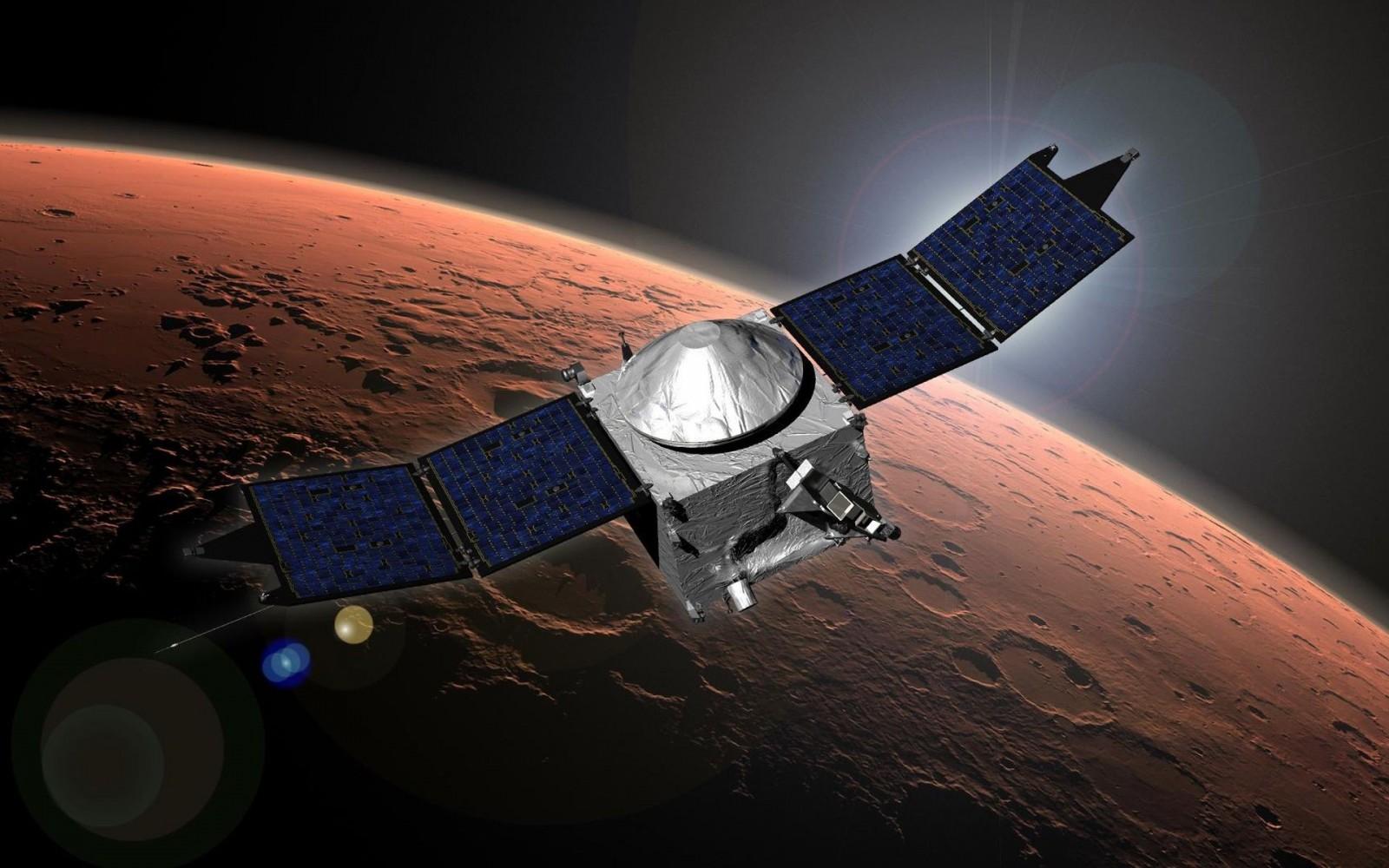 «Роскосмос» потратит 5,3 млрд руб. наисследование Марса