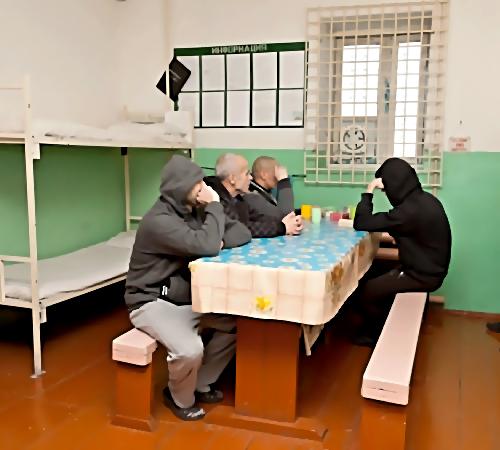 Вкрасноярском СИЗО погибли двое заключенных