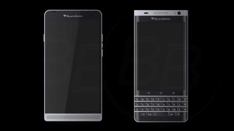 BlackBerry проинформировала права на собственный бренд китайской компании