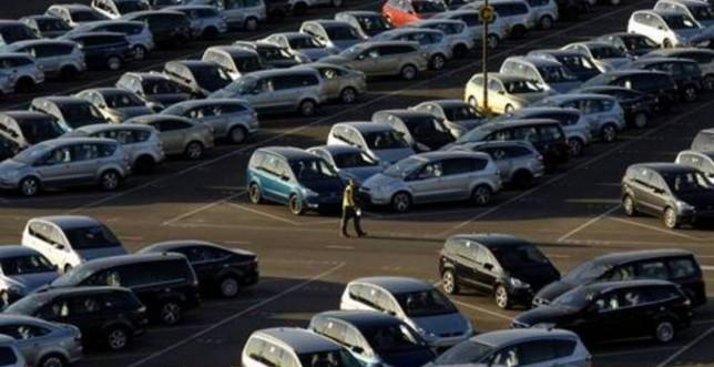 Рост продаж автомобилей в Европе ускорился в ноябре
