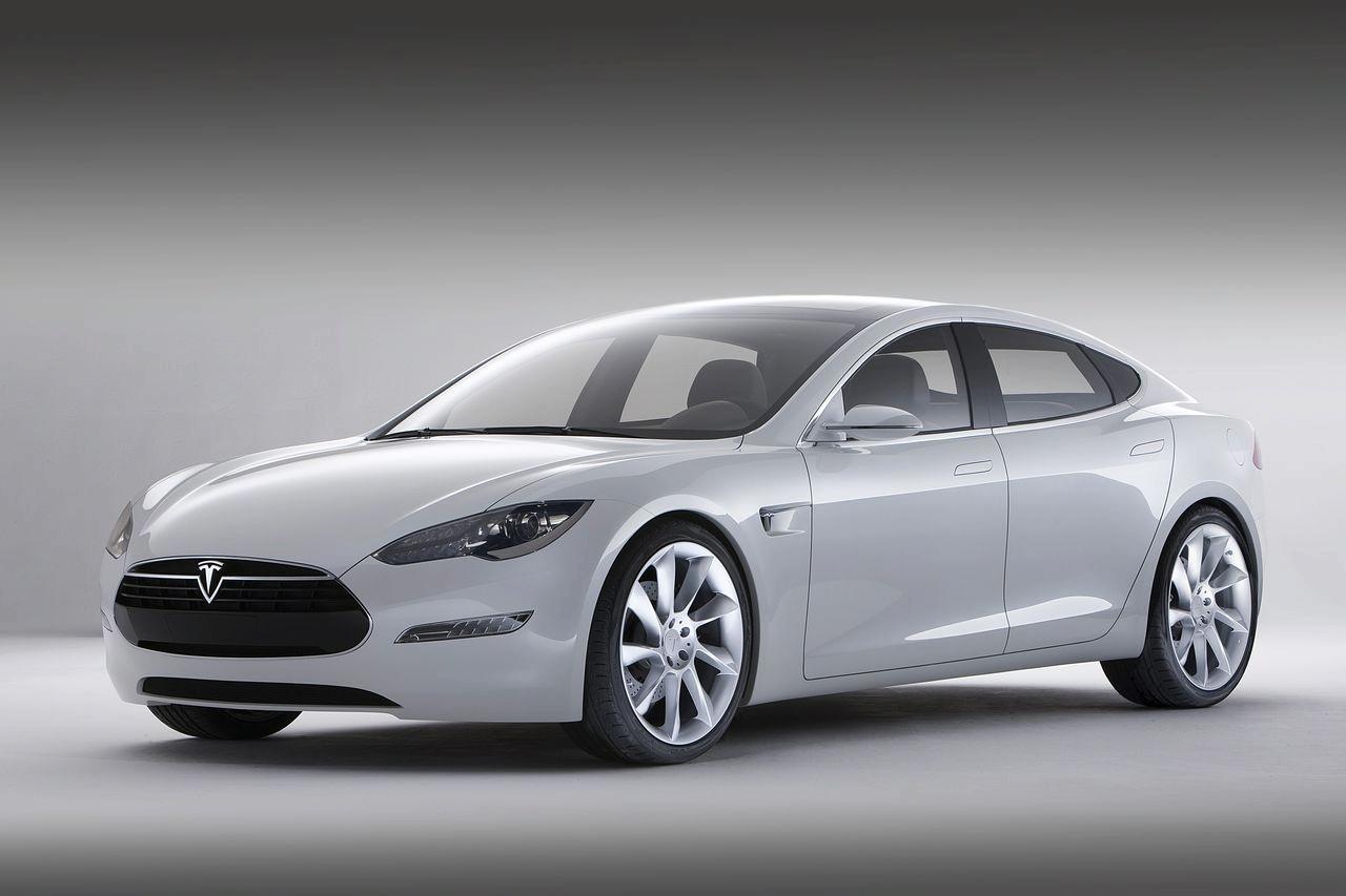 Продажи электромобилей в РФ увеличились надве штуки