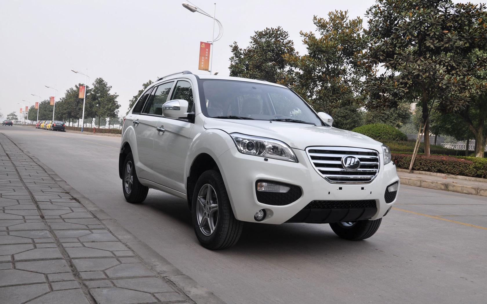 Составлен список 10 самых известных китайских авто в Российской Федерации