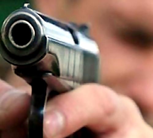 Под Ангарском полицейские прострелили ногу пьяному нарушителю