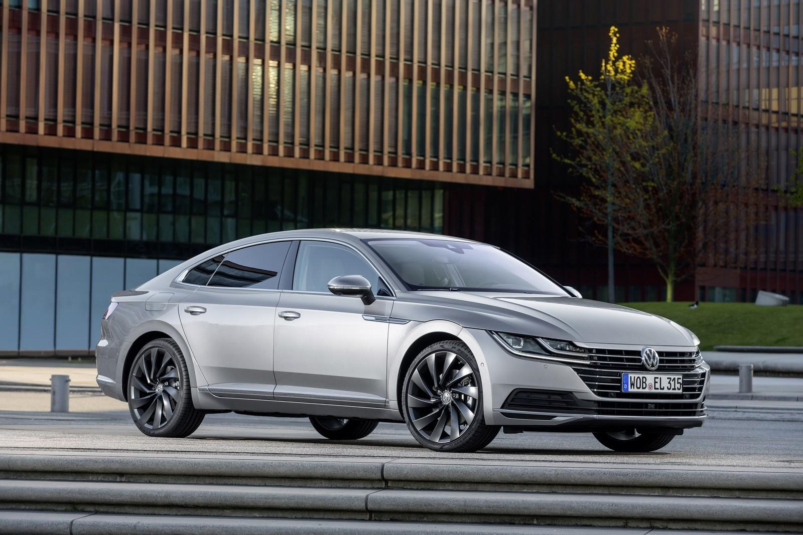 Седан от VW получит заряженную суперсильную версию