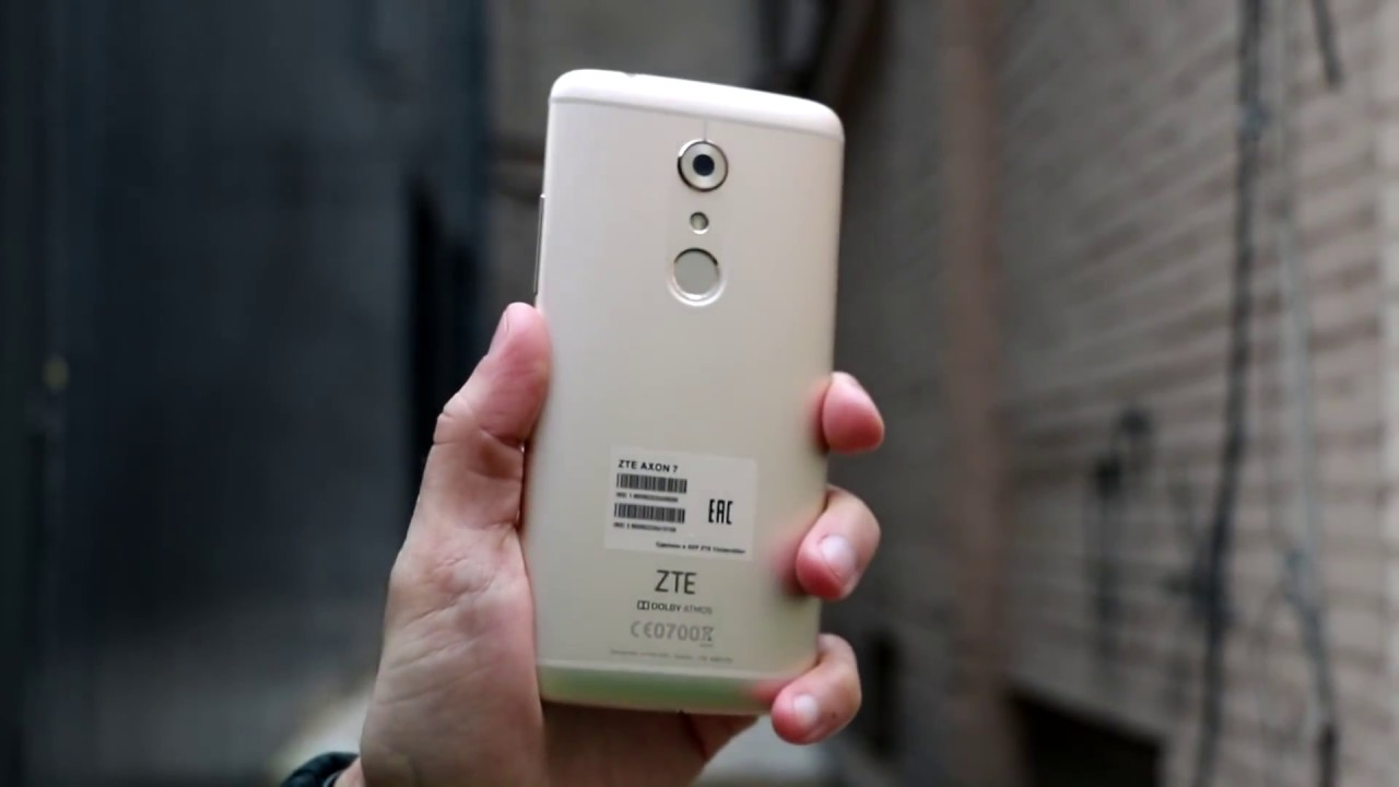 ВСеть попали первые фотографии безрамочного телефона ZTE
