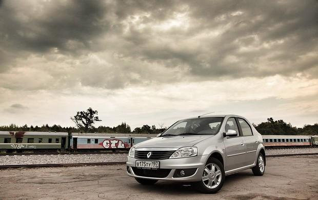 Renault свернул выпуск Logan первого поколения