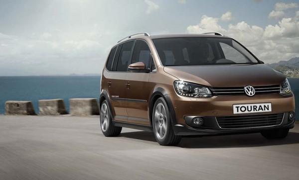 Немцы отказались везти в Россию компактвэны Volkswagen и BMW