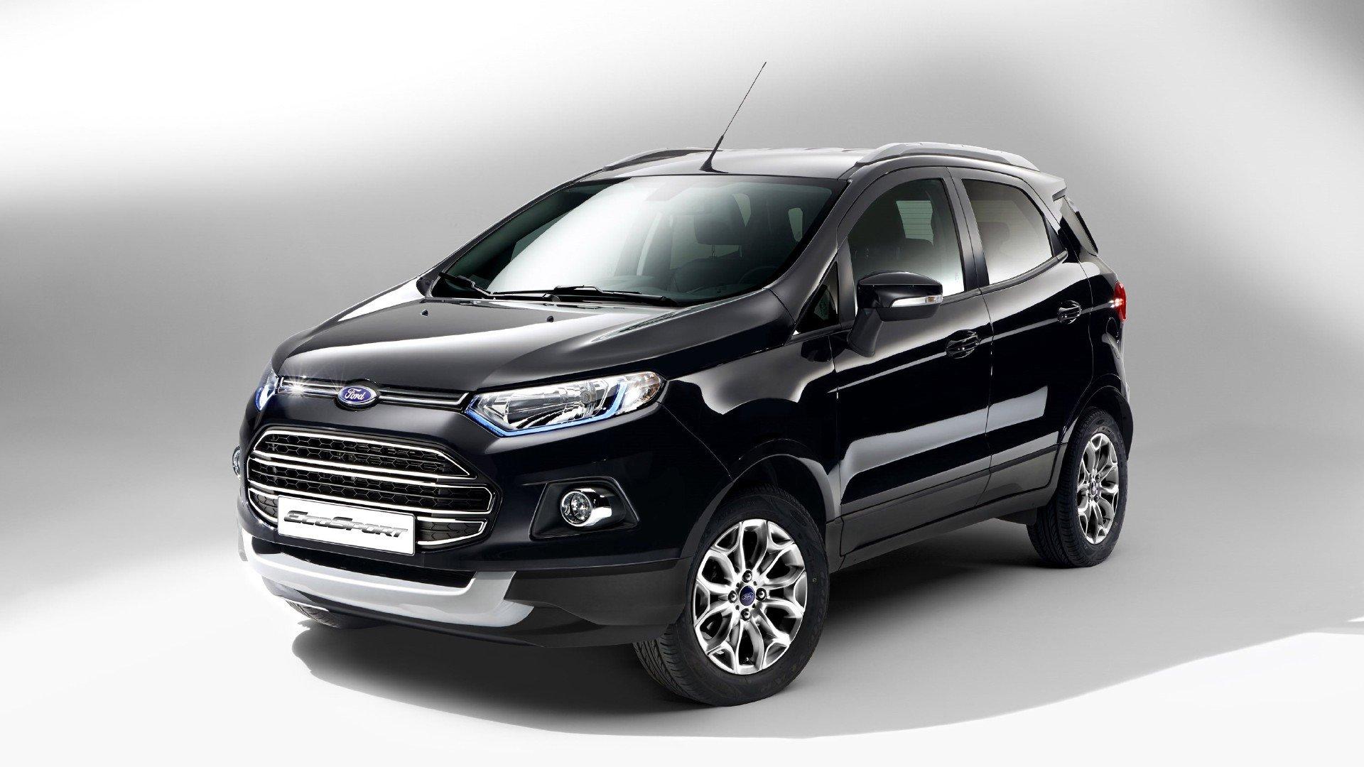 Форд отзывает все проданные в Российской Федерации модели Ecosport из-за дефекта противоугонной системы