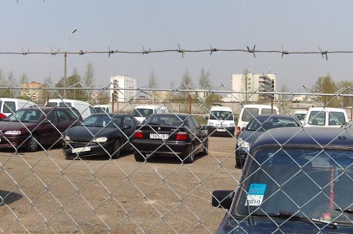 Петербург: тарифы наплатную парковку не поменяются в наступающем году