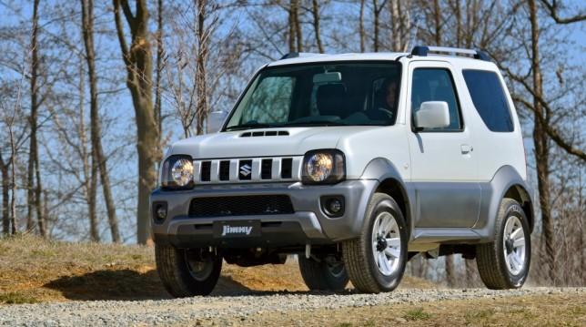 Suzuki оставляет внедорожник Jimny в России вопреки слабому спросу