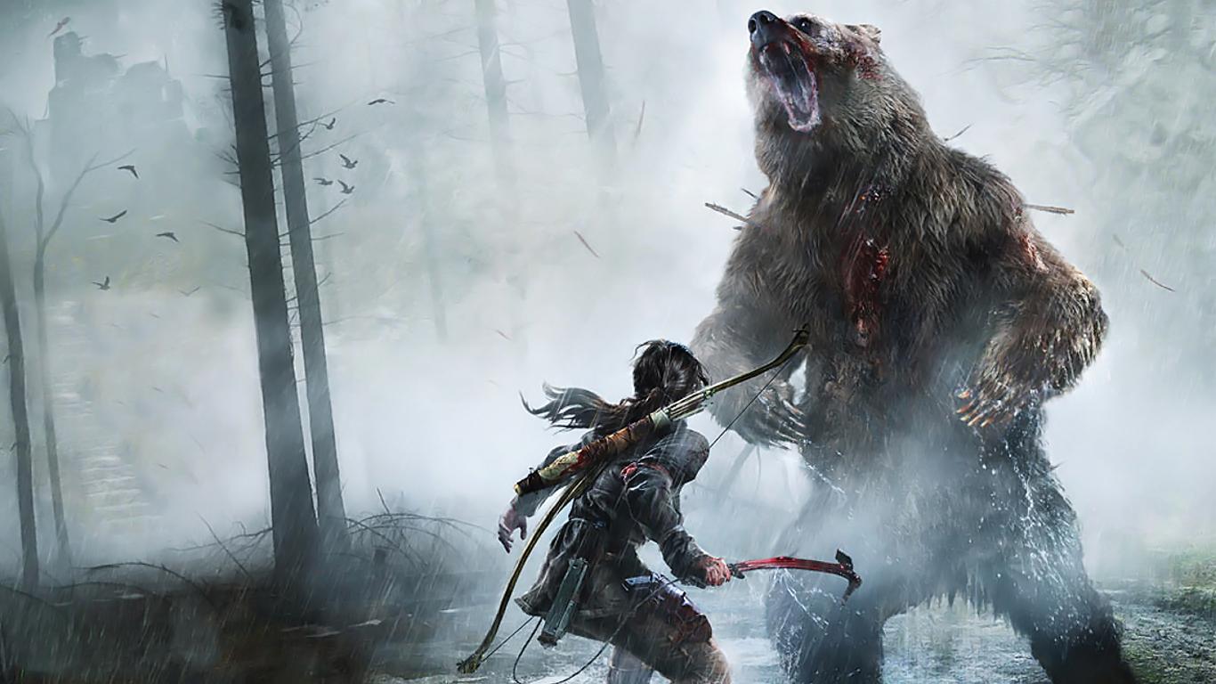 Пробник Rise of the Tomb Raider вышел на Xbox One
