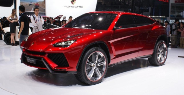 Lamborghini сделает новый Urus самым быстрым и мощным в сегменте