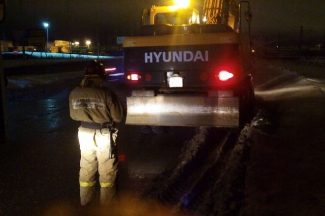 НаПромышленном шоссе вЯрославле врезультате дорожно-траспортного происшествия погибла пенсионерка