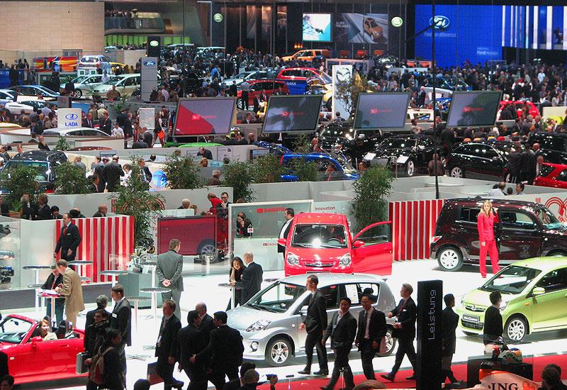 Peugeot (Пежо) отказалась участвовать воФранкфуртском автомобильном салоне