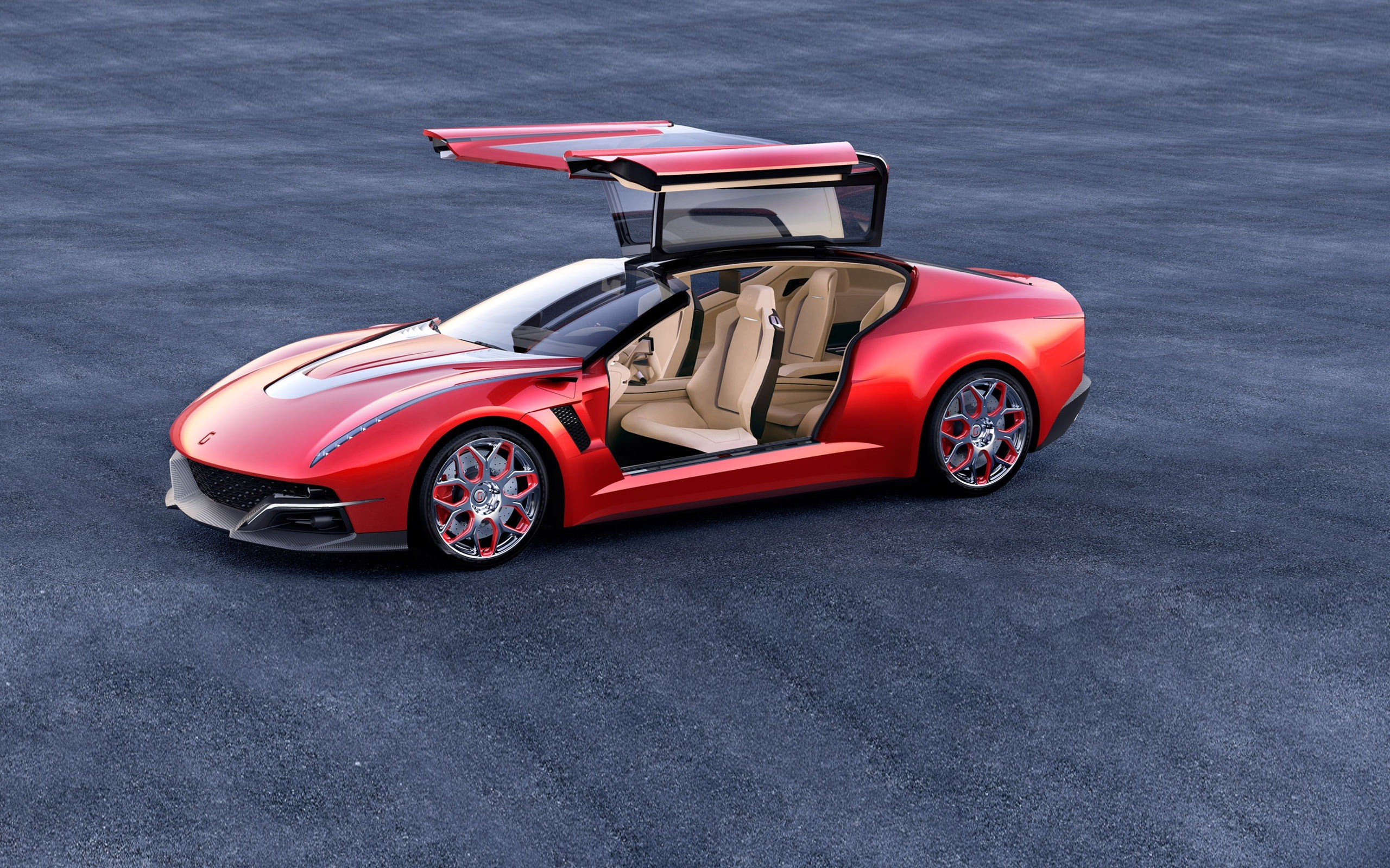 Компания Italdesign в 2017-ом представит свой 1-ый автомобиль