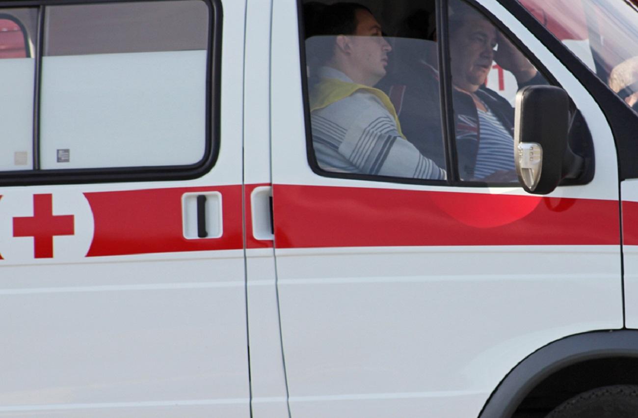 Фура вкювет: ВАлександровском районе случилось ДТП, вкотором есть пострадавшие