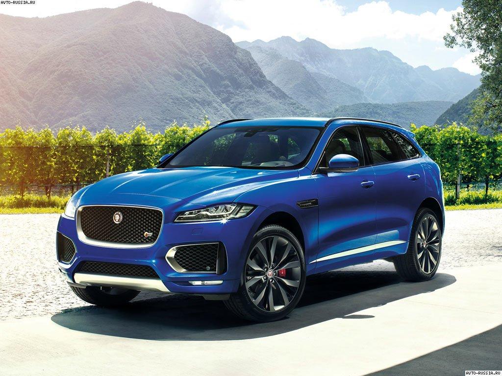 Украинские дилеры Jaguar назвали цены на первый кроссовер компании