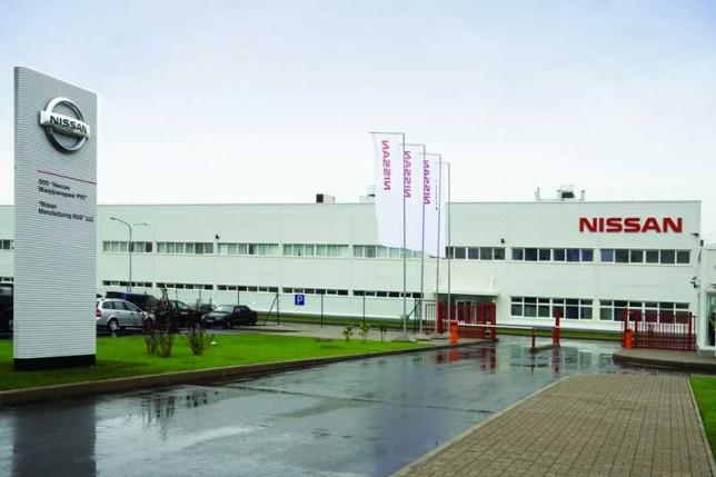 Nissan в Санкт Петербурге собирается запустить в 2016 году новую модель