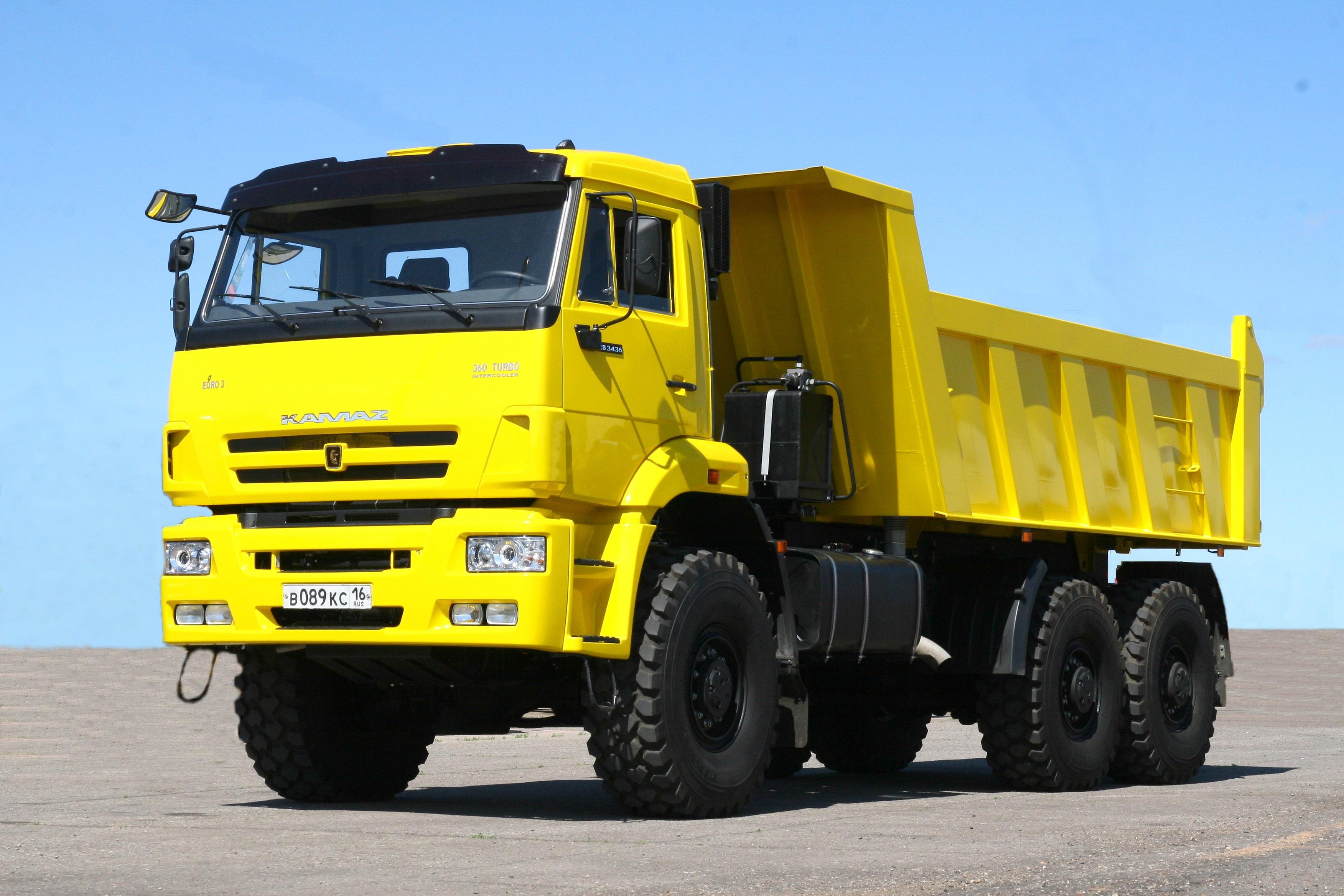 КАМАЗ хочет воплотить 36 тыс. фургонов в 2017г.