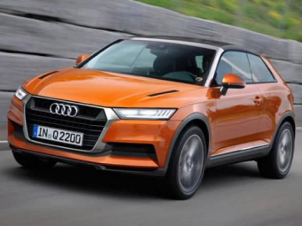 Audi в 2016 году представит новые кроссоверы Q2 и Q5