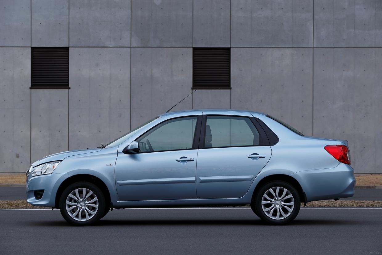 Datsun on-DO поступит в реализацию всередине зимы 2017г.