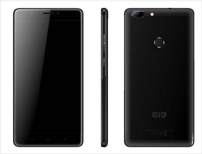 Elephone C1 Max— новое название, старые характеристики