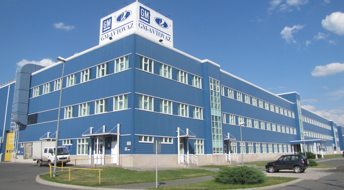 Предприятие GM-АВТОВАЗ выпустило за год 34218 Chevrolet NIVA