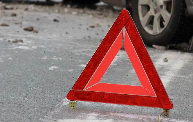 Легковой автомобиль врезался вгруженый лесовоз натрассе Магнитогорск-Белорецк