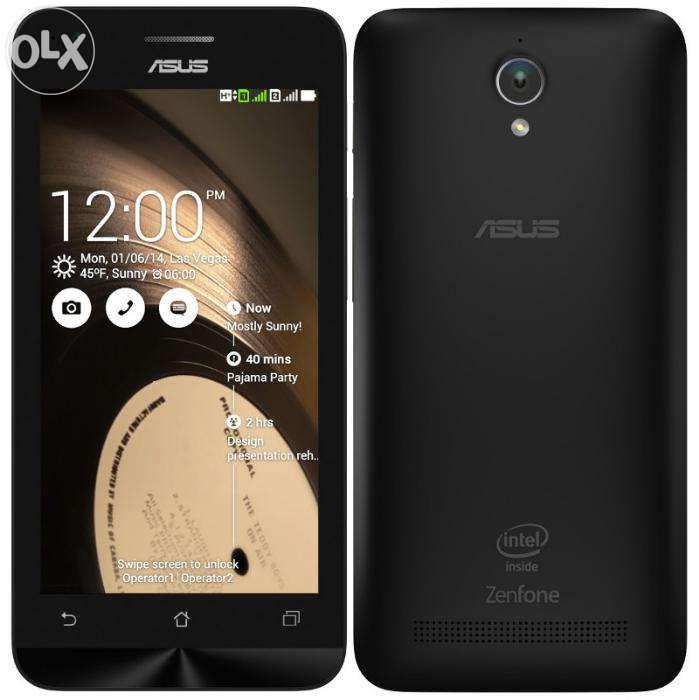 ASUS представила бюджетный смартфон Zenfone GO 4.5