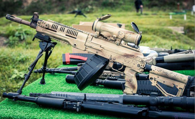 Русская армия в этом году получит новые лёгкие пулемёты РПК-16