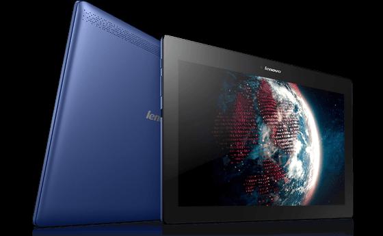 Lenovo новый планшет