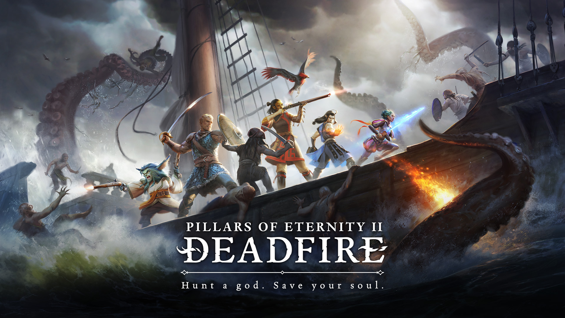 Разработчики Pillars of Eternity 2: Deadfire рассказали о морских сражениях