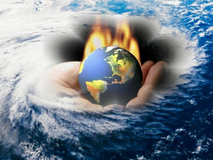 natural disaster and global warming